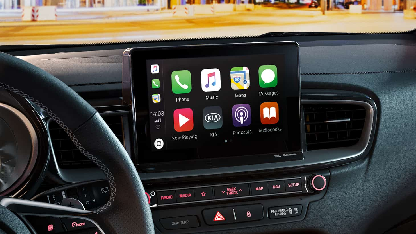Android Auto és Apple CarPlay